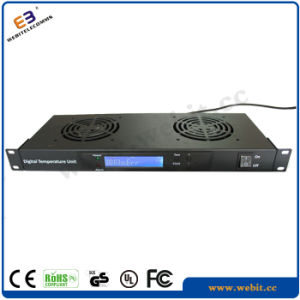 1u Fan Unit Used for Network Cabinets pictures & photos