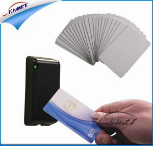 RFID Card, Smart Card Business IC Card, ID Card (CR80) pictures & photos