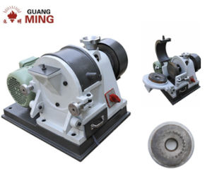 Small Mining Grinding Disc Mill for Component Analysis in Laboratory pictures & photos