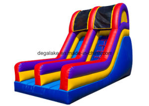 Commercial Kids and Adult Inflatable Slide for Sale pictures & photos