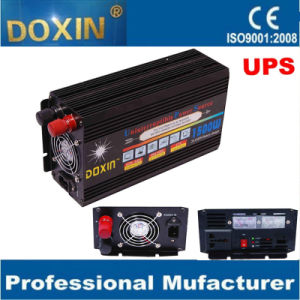 DC to AC 1500W UPS Power Inverter with 20A Charger pictures & photos