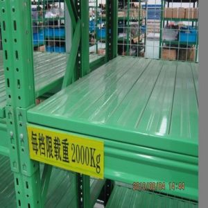Customized Warehouse Storage Stackable Metal Heavy Duty Steel Pallet pictures & photos