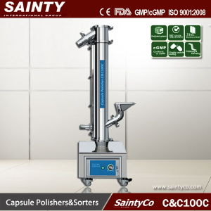 C&C 100c Uphill Capsule Polisher, Capsule Polishing Machine, Concrete Polishing Machine
