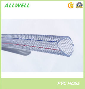PVC Plastic Products Hydraulic Water Garden Hose Pipe pictures & photos