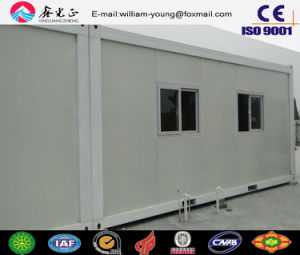 20 FT Multi-Purpose Steel Structure Self-Made Container House (JW-16258) pictures & photos