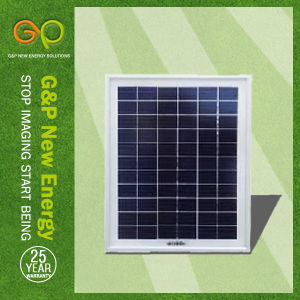 G&P 30wp Poly Solar Panel, Solar Power, Solar Moudle pictures & photos