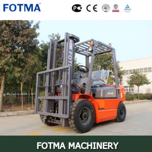 China Fotma Hangcha Gas/Diesel/Electric/LPG Forklift Truck pictures & photos