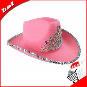Felt Woman Hat. Cowboy Hat pictures & photos