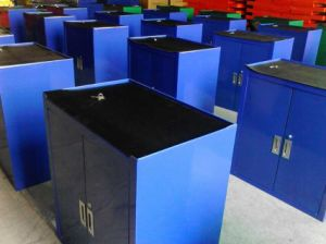 High Quality Roller Tool Cabinet (FY09A1) pictures & photos