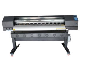 Audley 1.6m Dx5 Dx7 Head Eco Solvent Hot Sale Inkjet Printer with Ce pictures & photos