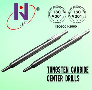 Tungsten Solid Carbide Cutter Center Drill Bits Tools pictures & photos