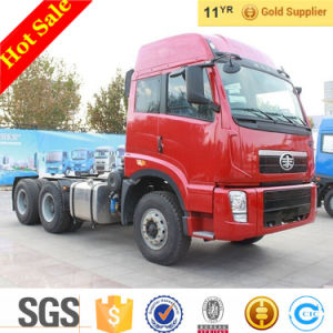 FAW Tractor Head Jiefang 6X4 380HP Tractor Truck pictures & photos