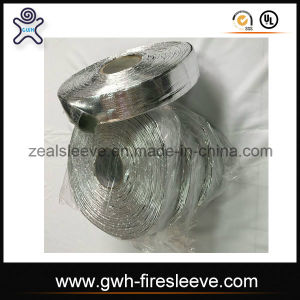 Reflectsleeve Aluminum Coated Fiberglass Sleeve pictures & photos