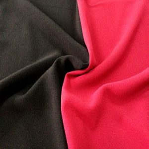 100% Polyester Fabric, High Twist Silk Fabric pictures & photos