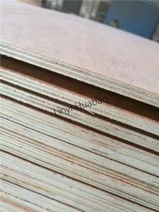 6mm Pencil Cedar Plywood Poplar Core E1 Glue BB/CC Grade pictures & photos