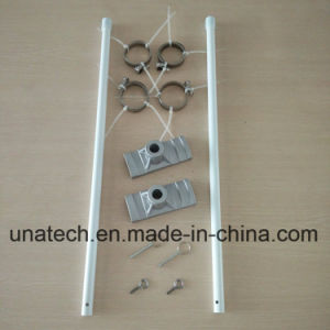 Outdoor Advertising Light Pole Banner Bracket pictures & photos