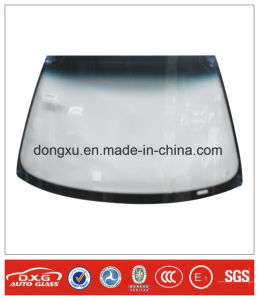 Auto Glass Laminated Front Windshield for Daewoo Matiz pictures & photos