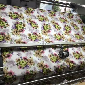 Printed Velvet for Sofa Popular in MID East pictures & photos