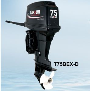 75HP Outboard Motor / Outboard Engine / Boat Engine pictures & photos
