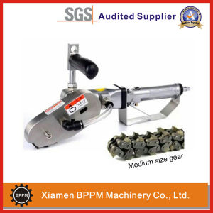 Carton Pneumatic Stripping Machine Paper Edge Cutting Tool Waste Discharge Corrugated Cardboard Trimming Tool pictures & photos