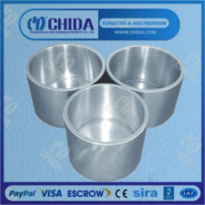 Customized 99.95% High Quality Molybdenum Crucibles