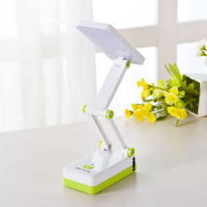 2015 New Product Colourful 500mAh Folding LED Table Lamp