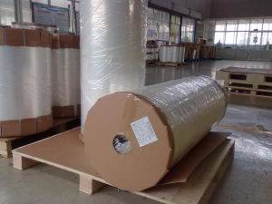 Lamination Grade Aluminium Foil Plastic PE Stretch Film OPP CPP Bag Thickness 25-130micro Pet/PP/PA Material High Tensible Blow Moulding Wholesale China pictures & photos