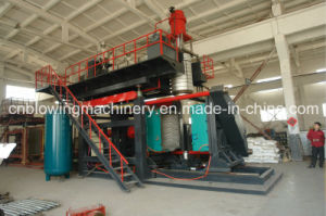 3000L Doubel Station Extrusion Blow Molding Machine with Ce