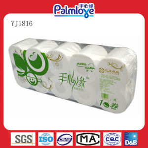 Economic Toilet Tissue, High Quality Toilet Paper (YJ-1816) pictures & photos