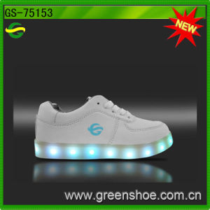 Hot Sale Fashion Adults LED Light Shoes Casual for Male pictures & photos