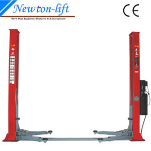 9000lbs Rugged Car Lift Two Post Hoist Reliable Two Post Lift