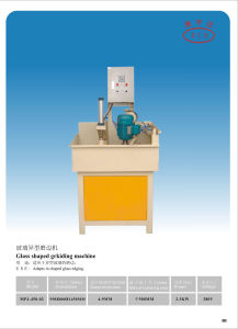 for Glass Processing Heterotypic Edge Grinding Machine