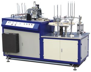 Paper Cup Sleeve Machine Debao-B1 pictures & photos