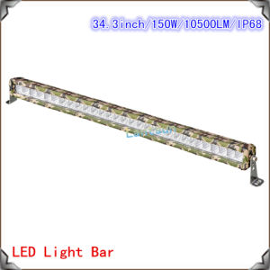 150W IP68 High Power Camouflages LED Light Bar (LED13-150W) pictures & photos