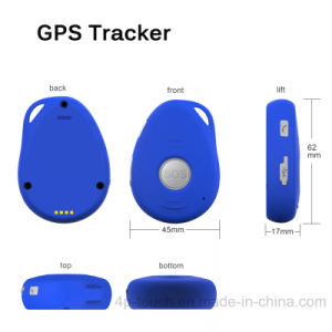 Portable Elderly GPS Tracker with Fall Down Alert Functions EV07 pictures & photos