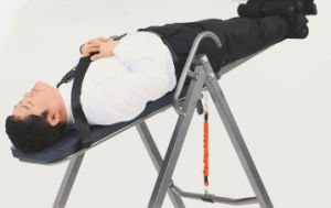 Home Sit up Exercise Equipment Inversion Machine pictures & photos