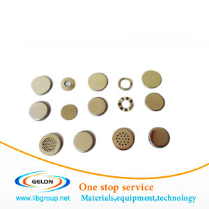 Manufacturer for Coin Cell Cases, 2032 Coin Cell Materials with O-Ring, Spacer and Spring pictures & photos