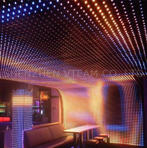 Soft Flexible LED Screen for Innovative Design