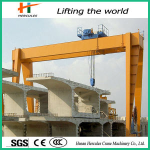 Popular Building Lifting Machine 20t Gantry Crane pictures & photos