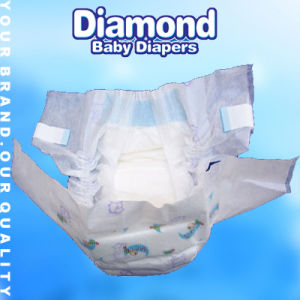 Baby Diapers With Cartoon Patterns pictures & photos