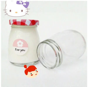Mini Storage Glass Bottles for Pudding, Honey, Jam, Food Jar pictures & photos