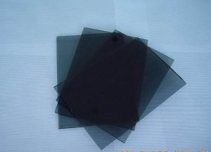 3-10mm Dark Grey/Dark Gray/Black Tinted Float Glass pictures & photos