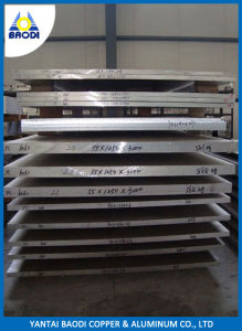 Aluminum Plate 6082 T6, T651 Unpolished Cheaper Metal Price pictures & photos