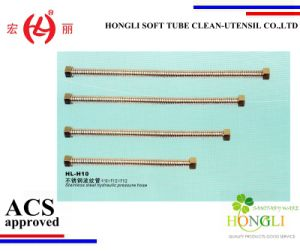 Hl-H10 Stainless Steel Hydraulic Pressure Hose pictures & photos