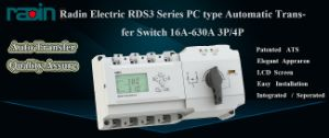 Black/White Generator ATS Patented Automatic Transfer Switch for Wind Power pictures & photos
