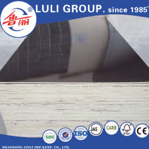 Film Faced Plywood From Luli Group pictures & photos