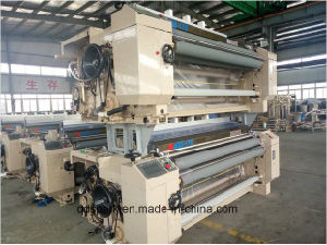 Electronic Double Nozzle Weaving Machine Dobby or Cam Water Jet Loom pictures & photos