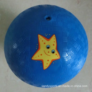 Manufacturer 5 Inch PVC Playground Ball pictures & photos