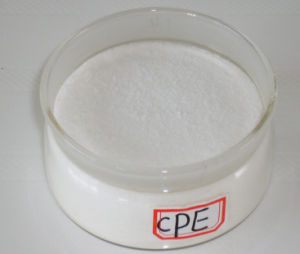 Chlorinated Polyethylene CPE-135A pictures & photos