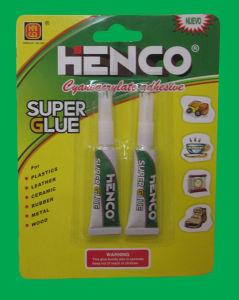 3gram Super Glue in Aluminum Tube 2PCS Per Card pictures & photos